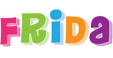 Frida friday logo