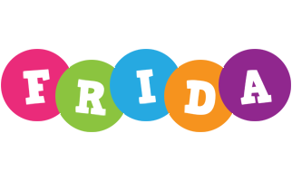 Frida friends logo