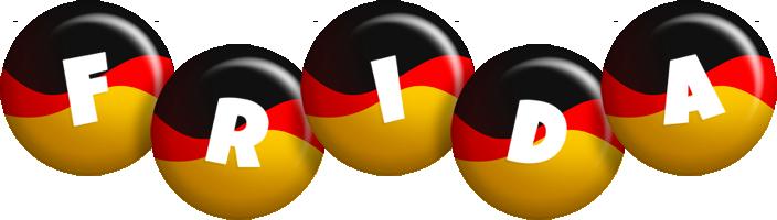 Frida german logo