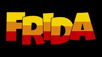 Frida jungle logo