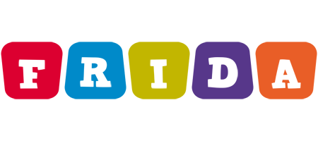 Frida kiddo logo