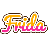 Frida smoothie logo