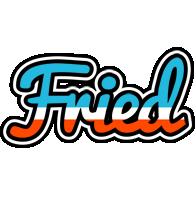 Fried america logo