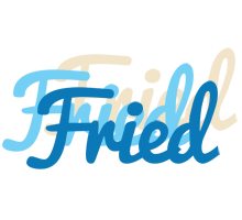 Fried breeze logo