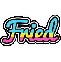 Fried circus logo