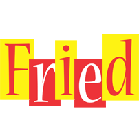 Fried errors logo