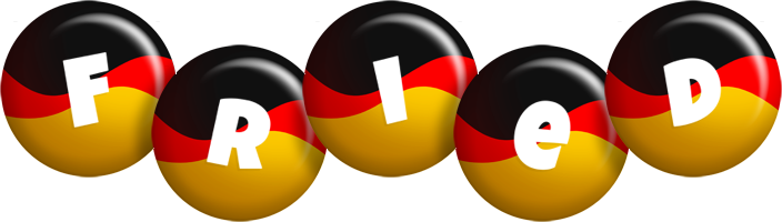 Fried german logo