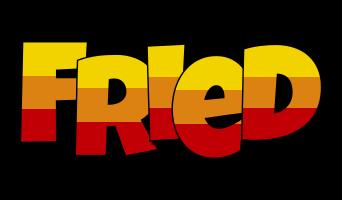 Fried jungle logo