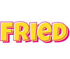 Fried kaboom logo