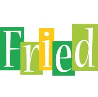 Fried lemonade logo