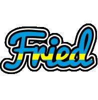 Fried sweden logo