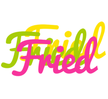 Fried sweets logo