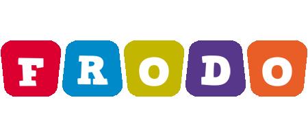 Frodo kiddo logo