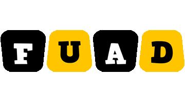 Fuad boots logo