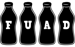 Fuad bottle logo