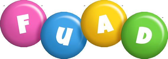 Fuad candy logo