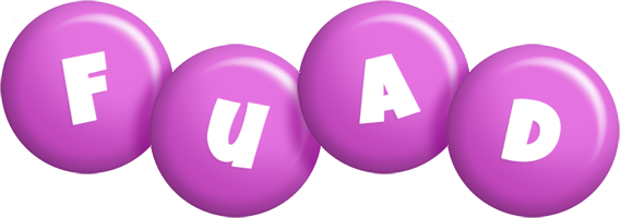 Fuad candy-purple logo
