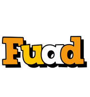 Fuad cartoon logo