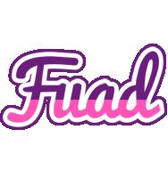 Fuad cheerful logo