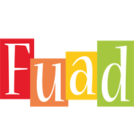 Fuad colors logo