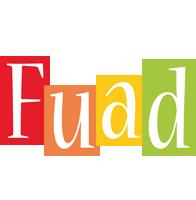 Fuad colors logo
