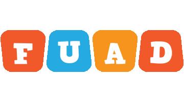 Fuad comics logo