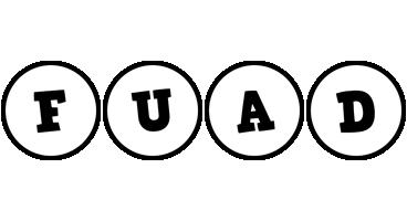 Fuad handy logo