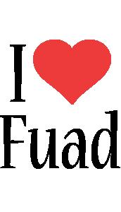 Fuad i-love logo