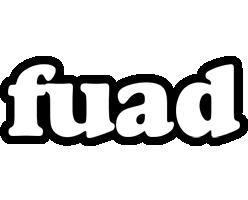Fuad panda logo