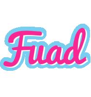 Fuad popstar logo