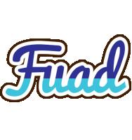 Fuad raining logo
