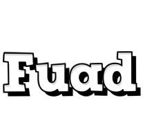 Fuad snowing logo