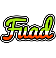 Fuad superfun logo