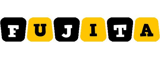Fujita boots logo