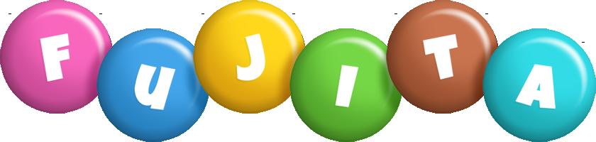 Fujita candy logo