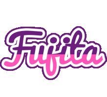Fujita cheerful logo