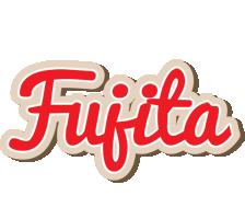 Fujita chocolate logo