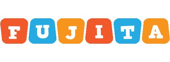 Fujita comics logo