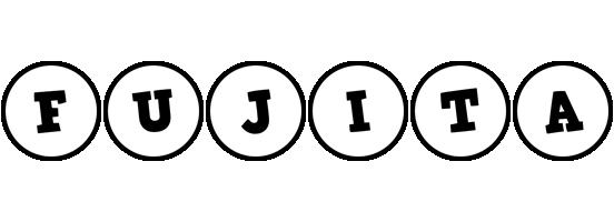 Fujita handy logo