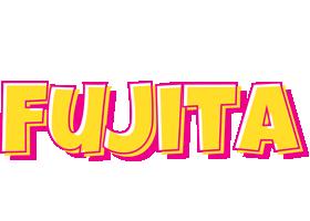Fujita kaboom logo