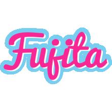 Fujita popstar logo