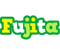 Fujita soccer logo