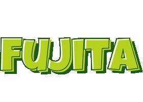 Fujita summer logo