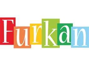 Furkan colors logo