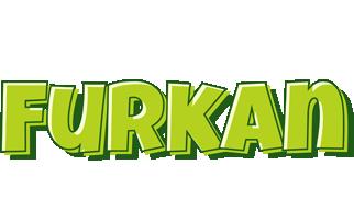 Furkan summer logo