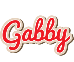 Gabby chocolate logo