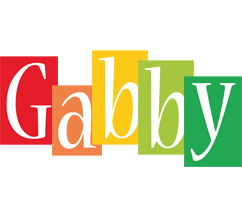 Gabby colors logo