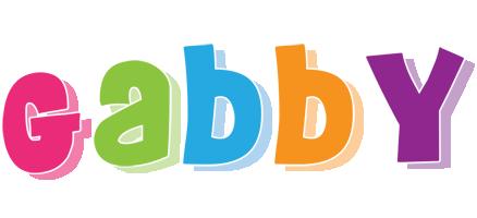 Gabby friday logo