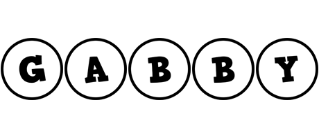 Gabby handy logo