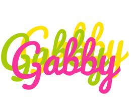 Gabby sweets logo